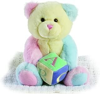 Aurora Baby A-B-Cs Musical Bear Plush