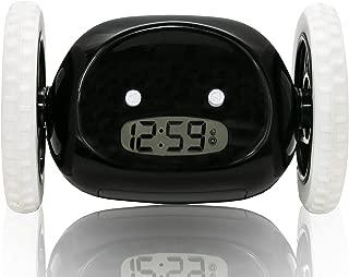 Arman Nanda Runaway Alarm Clock on Wheels