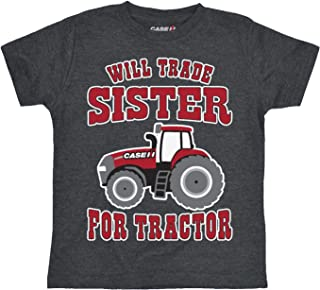 case tractor baby clothes
