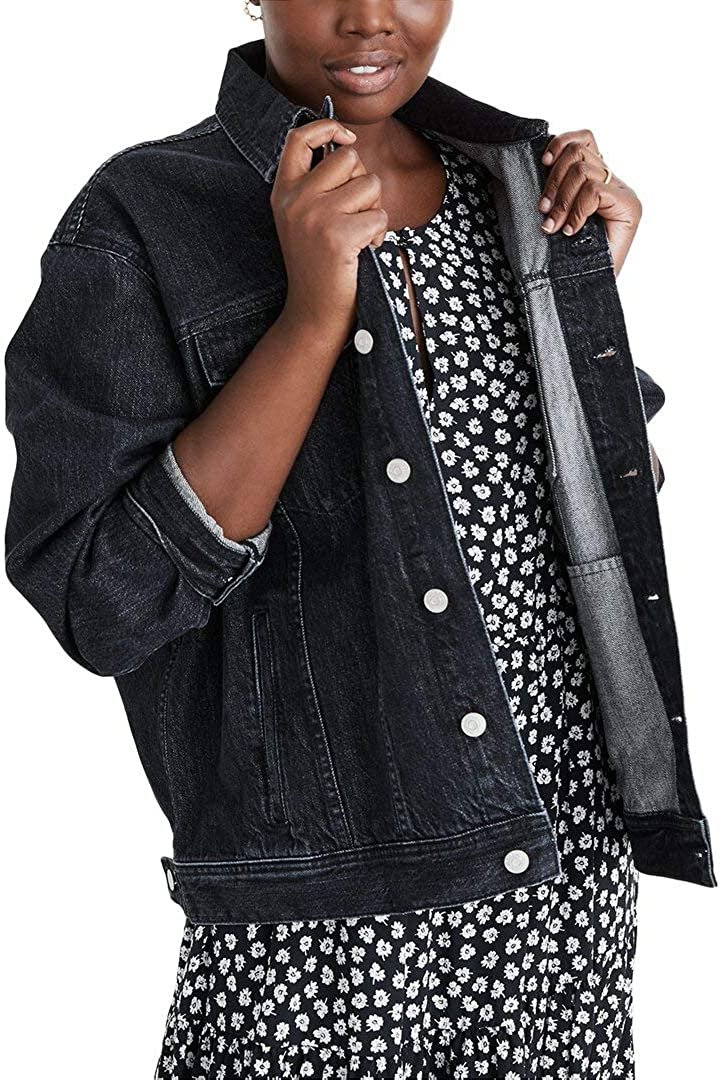 Madewell Women's Oversized Jean Jacket