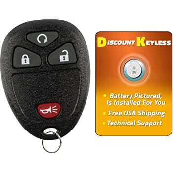 KeylessOption Keyless Entry Remote Car Key Fob for 2004-2005 Suzuki Grand Vitara 2004-2006 XL-7 2005-2007 Aerio OUCG8D-246S-A