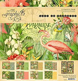 Best graphic 45 tropical travelogue paper pad Reviews