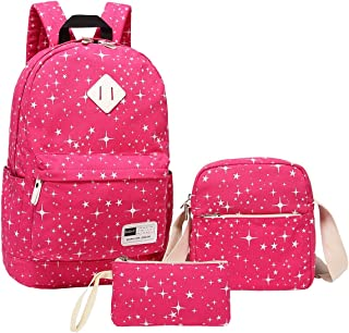 Casual Backpack, Aiduy School Student Backpack Bookbags...