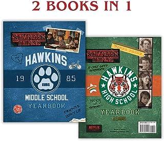 Hawkins Middle School Yearbook/Hawkins High School Yearbook (Stranger Things)