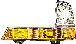 Dorman 1630295 Front Driver Side Turn Signal / Parking Light Assembly for Select Ford Models