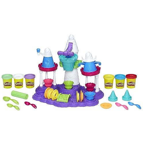 Play-Doh - B5523EU60 -  Le Royaume Des Glaces