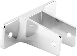 bathroom stall brackets