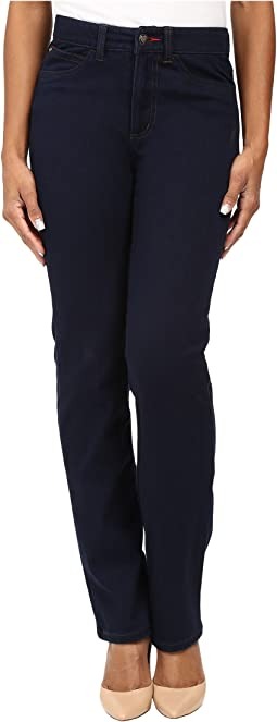 Petite Suzanne Straight Leg Love Denim in Indigo