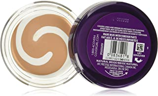 CoverGirl Face Products CoverGirl & Olay Simply Ageless Foundation, Natural Beige 240, 0.40-Ounce 12g Package