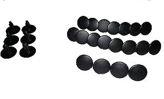 Mazda Miata MX5 3 6 RX8 Carpet Trim Fastener Clip Button G03268865A00 (25)