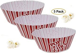 5 gallon empty popcorn tin