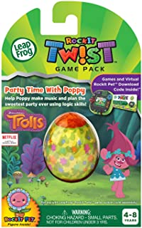 LeapFrog RockIt Twist Game Pack Trolls Party Time With Poppy (English Version)