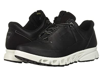 ECCO Sport Multi-Vent Lace GORE-TEX(r) (Black) Women