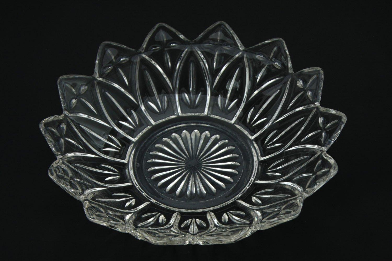 Clear Depression Glass Patterns | Free Patterns