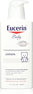 Eucerin Baby Soothing Body Lotion 13.50 oz (Pack of 3)