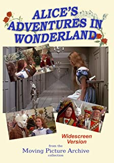 Alice's Adventures in Wonderland - 1972 16:9 version