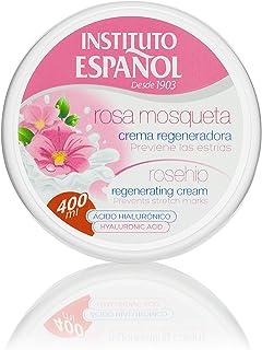 Crema Regeneradora Rosa Mosqueta - Instituto Español Tarro 400 ML