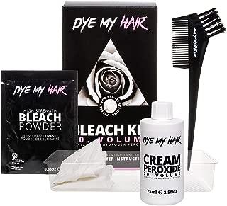 Dye My Hair Bleach Kit (30 Volume)