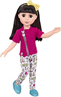 Glitter Girls Dolls by Battat - Kani 14-inch Poseable Fashion Doll - Dolls for Girls Age 3 and Up
