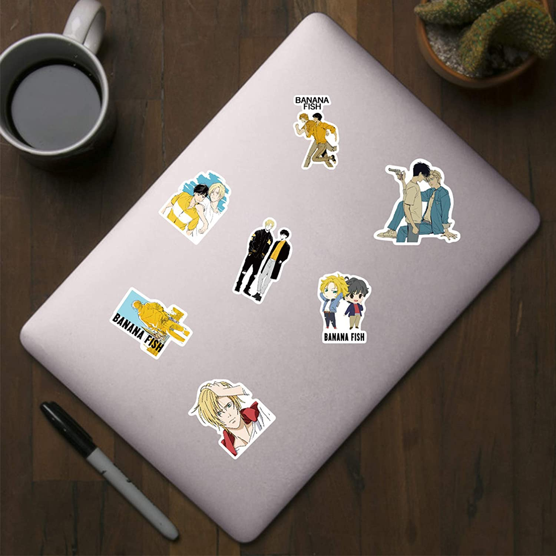 Saiki K Merch 100pcs Saiki K Stickers disastrous Life of saiki k Sticker Pack