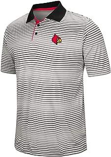 Mens Louisville Cardinals Polo Shirt