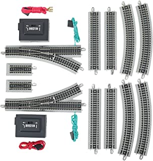 E-Z TRACK EXPANDER PACK - Nickel Silver - N Scale