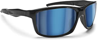 comprar comparacion BERTONI Gafas Deportivas Envolventes a Prueba de Viento de Ciclismo Carrera Moto Running Esquí - Mod. Alien 02