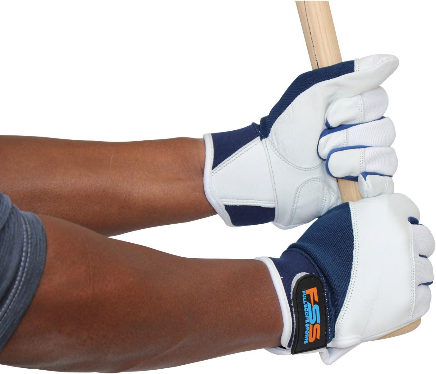 FullScope Sports Baseball Batting Gloves for Adult Boys Girls Yo