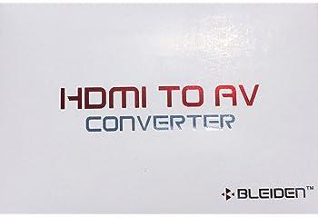 HDMI to 3RCA Composite AV Converter for Roku Streaming Stick (All Models)