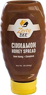 Zesty Bee Cinnamon Honey Spread, 16 Ounce