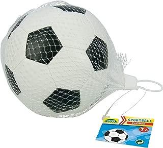 Lena 62177 Soft-Fußball - Balón de fútbol Deportivo, Color Blanco ...
