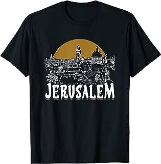 Jerusalem Israel Jewish Gift T Shirt