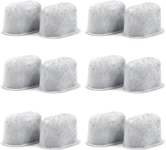 Possiave 12-Pack Cuisinart Compatible Charcoal Water Filter Replacement - for all Cuisinart Coffee Machines