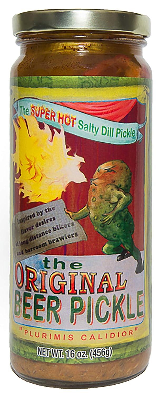 Harolds Pickles price Original Beer Ounce New life 16