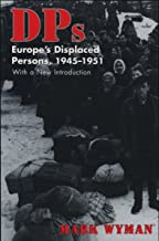 displaced person book