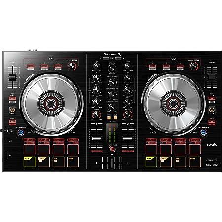 Pioneer DDJ-SB2 DJコントローラー Serato DJ Intro 対応 ブラック (パイオニア DDJSB2)