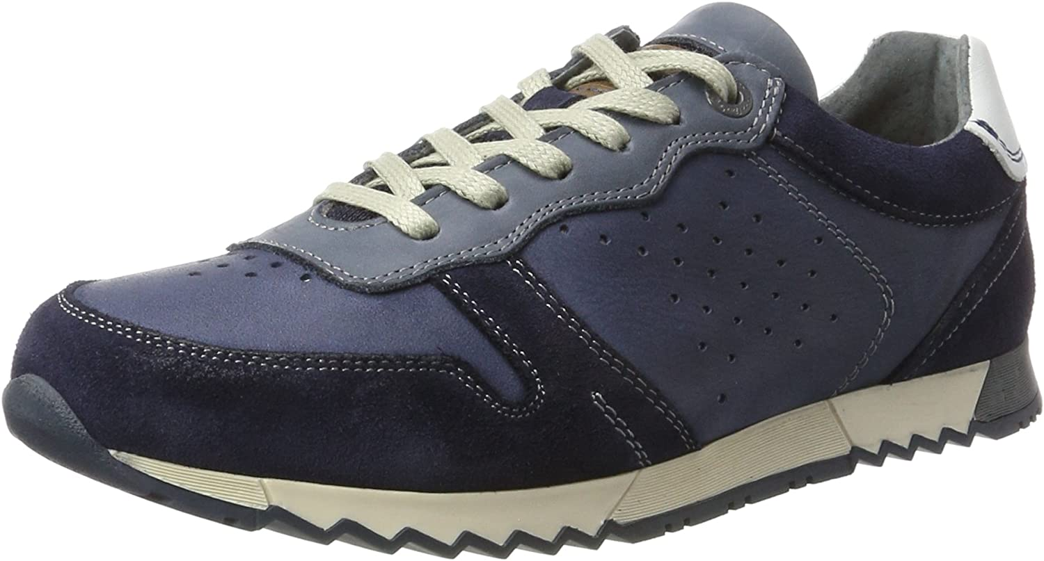 Australian Denzell Leather, Men's Oxford Lace-up
