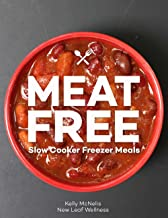 Meat Free Slow Cooker Freezer Meals