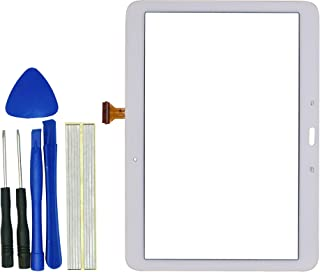 klesti Tablet Replacement Parts for Samsung Galaxy Tab 4 10.1/T536 Digitizer Screen(White)
