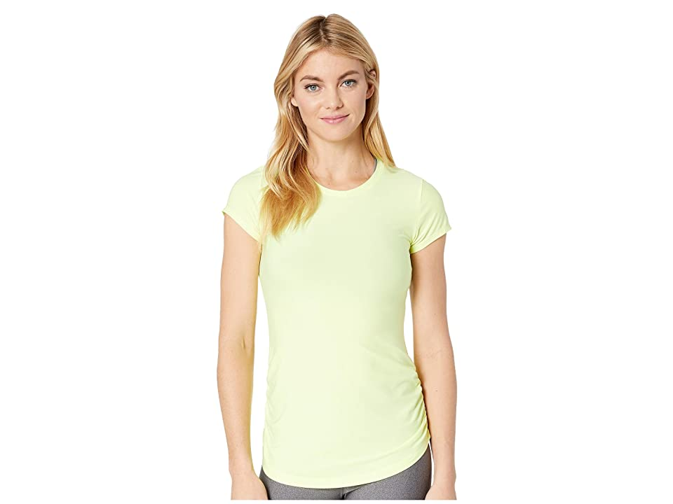New Balance Transform Perfect Tee (Sky/White) Women