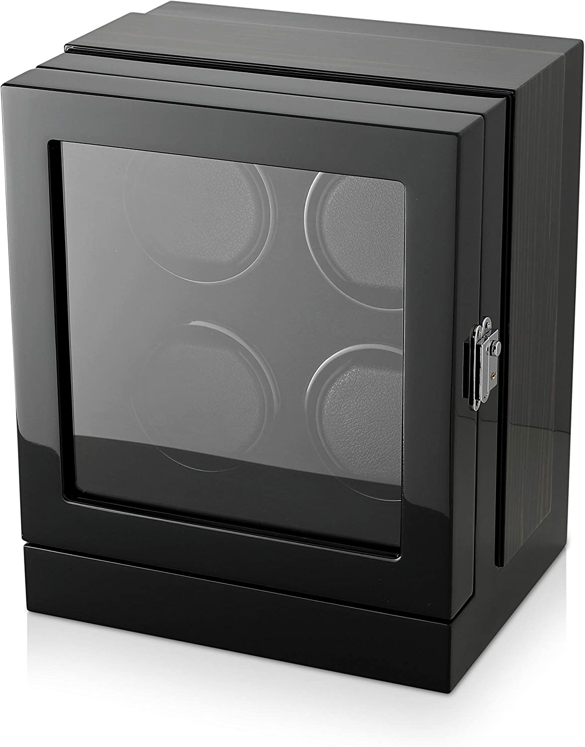 Watch Winder for 4 Watches with Max 88% OFF and Customisable LE Mode Winding Boston Mall