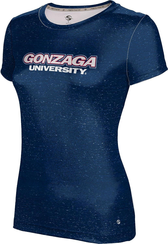 ProSphere Gonzaga University Girls' Performance T-Shirt (Heathered)