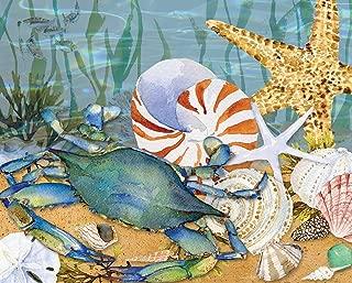 Heritage Under The Sea Puzzle - 1000 Pieces - Colorful Sea Life