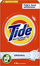 Tide Automatic Original Scent Detergent Powder -Front & Top load 1.5 Kg, Pack of 1