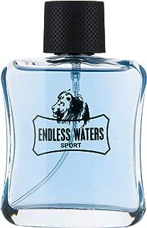 Perfume&Beauty ENDLESS WATERS Perfume for Men Parfum 100ML 3.4 fl.oz-Blue