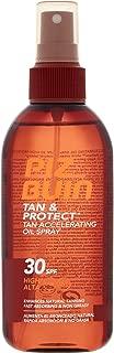 Piz Buin Tan And Protect Tan Accelerating Oil Spray Spf30 150ml