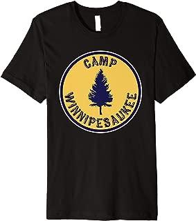 Camp Winnipesaukee Shirt Retro Summer Camp  Premium T-Shirt