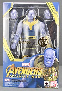 S.h. Figuarts Thanos Avengers Infinity War figure