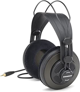 Samson Studio Headphones, (SR850)