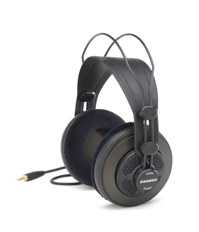 Samson SR850 Semi Open Back Reference Headphones